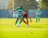 Thamesmead Town Vs Brightlingsea FC ©Richard Brooks Photography