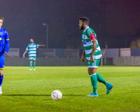 Thamesmead Town Vs AFC Wimbledon ©Richard Brooks Photography