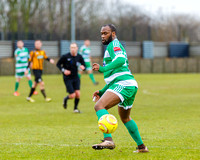 Thamesmead 1 vs Cheshunt 2©Richard Brooks Photography20160220144