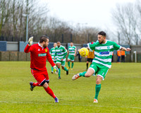Thamesmead 1 vs Cheshunt 2©Richard Brooks Photography20160220149